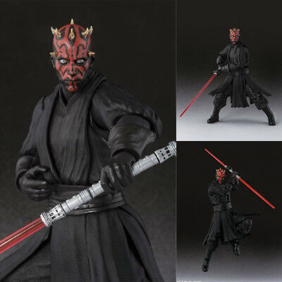 """6"""" S.H.Figuarts SHF STAR WARS Darth Maul Action Figure Toy Collection Gift"""