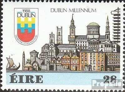 Ireland 642 (complete issue) unmounted mint / never hinged 1988 Dublin Corporati