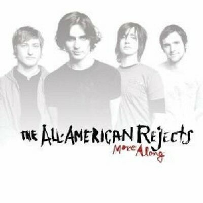 The All American Rejects 'move Along' Cd New+