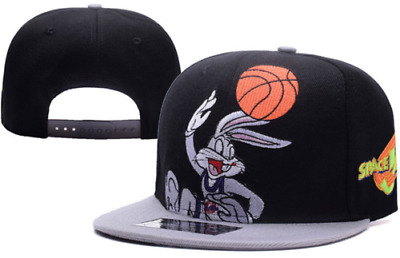 ef20b650ab1 Space Jam Tune Squad Looney Tunes Cap Bugs Bunny Embroidered Adjustable  Strap