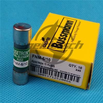 Bussmann FNM-1-4⁄10 (FNM 1-4⁄10)1.4 Amp 250Vac Time-delay Supplemental Fuses