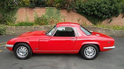 Lotus Europa Special In Red/cream * All Lotus Cars Required In Any Condition *