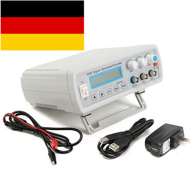 2MHz DDS Function Signal Generator Sine/Square Wave+ Sweep + Frequency Meter DHL