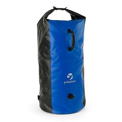 New Blue 100 L Large Duffel Sports Gym Bag Fitness Camping Travel Waterproof