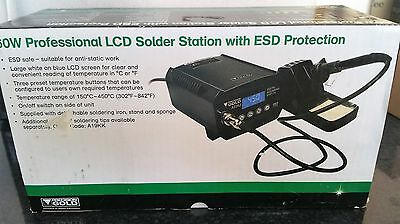 60 W Professional Lcd Soldering Station