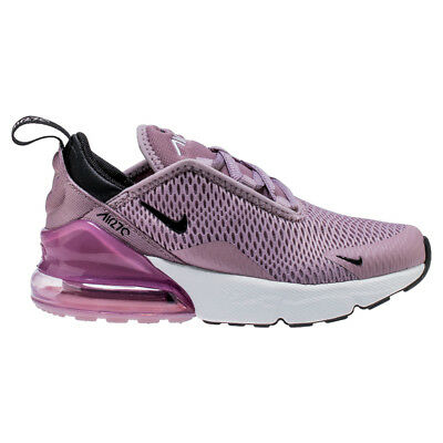 a870c09136 Nike Air Max 270 Little Kids AO2372-601 Elemental Rose Shoes Youth Size 11