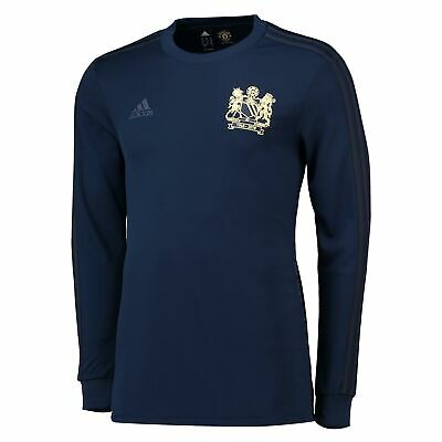 Official Manchester United 1968 Special Edition Jersey Shirt Top Football adidas