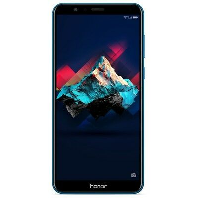 Honor(Huawei) Honor7Xblue Smartphone 5.9 Ips Fhd 8Core 4/64Gb 16/8Mp Blue