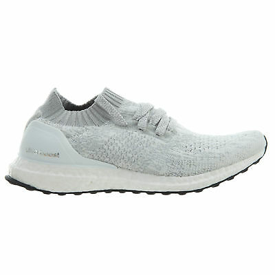 e281a42a0d69a Adidas Ultra Boost Uncaged Mens DA9157 White Primeknit Running Shoes Size 11