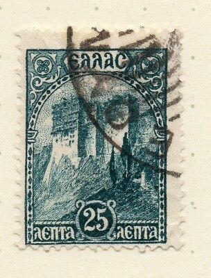 Greece 1927  Early Issue Fine Used 25l. 244454
