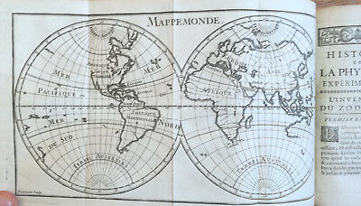 Geography Spectacle Nature World and Celestial Maps 25 Engravings - 1739