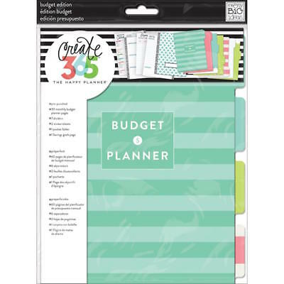 Create 365 Budget CLASSIC Happy Planner Extension Pages Me & My BIG Ideas!