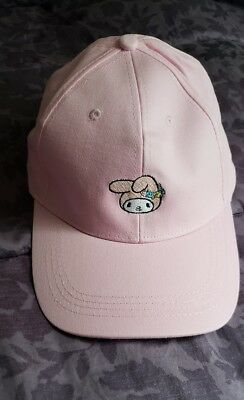 My Melody SANRIO LOOT CRATE 2018 exclusive hat cap pink adult NEW