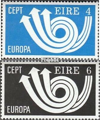 Ireland 289-290 (complete issue) unmounted mint / never hinged 1973 Europe