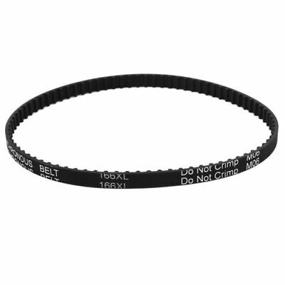 H● Dishwasher Black Rubber Timing Belt 83 Teeth 7.9mm Wide 166XL 031