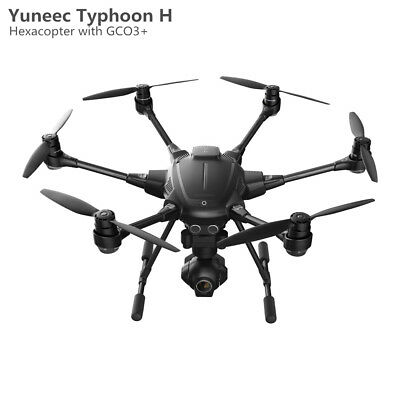 Yuneec Typhoon H Hexacopter with CGO3+ 4K 360° Camera