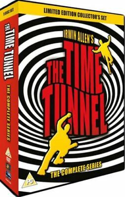The Time Tunnel Complete Series New DVD Region 2