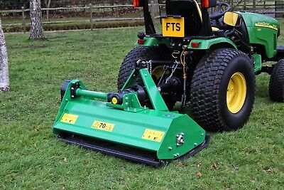 EFG125 - Flail Mower - 1.25m Wide - For Compact Tractors