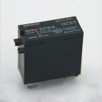 Omron G3RZ-201SLN Solid State Relay 24VDC New