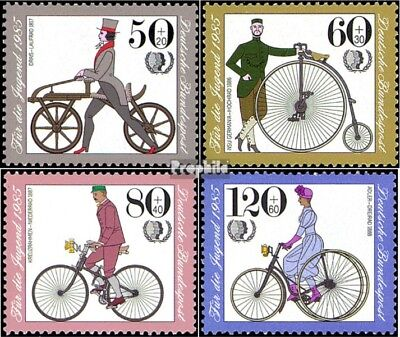 FRD (FR.Germany) 1242-1245 (complete.issue) unmounted mint / never hinged 1985 Y