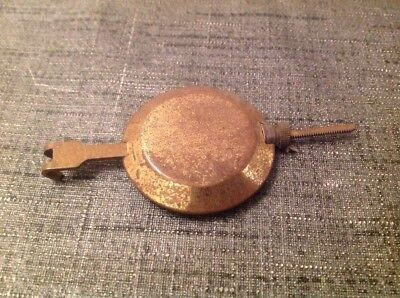 Antique Pendulum 73g 43mm Diameter 80mm Long For Spare Parts