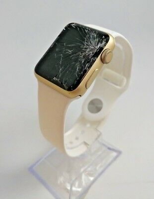 Apple 1st Generation Watch Sport (Aluminum) 38mm with Sport Band