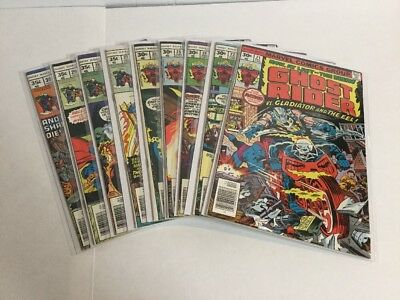 Ghost Rider 21 22 24-30 Lot Set Run Vf-Nm Very Fine-Near Mint