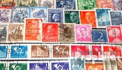 Europe 100 different stamps  Europe with Germany