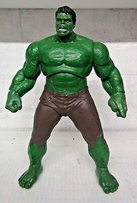 "12"" Marvel Avengers 2015 Talking Incredible Hulk Action Figure Hasbro"