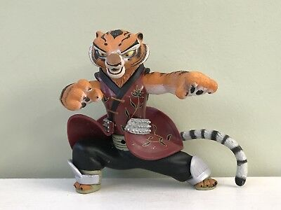 Official Merchandise Kung Fu Panda Tigress 5 Moveable Action