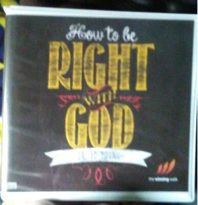 How to be Right with God, Dr. Ed Young, Audiobook