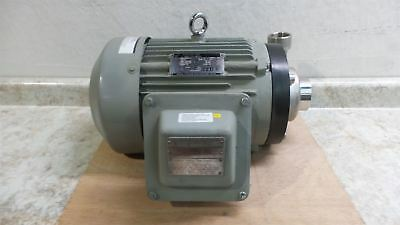 Dayton 5WXV0 3 HP 3450 RPM 208-230/460V 3 Phase Centrifugal Pump
