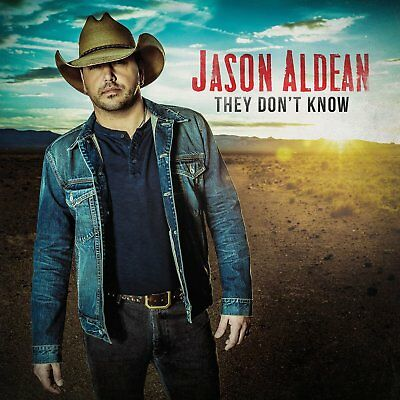 Jason Aldean - They Dont Know CD #1964234