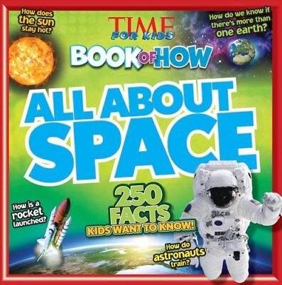 Time for Kids Book of How All About Space 9781618933614 (Paperback, 2014)