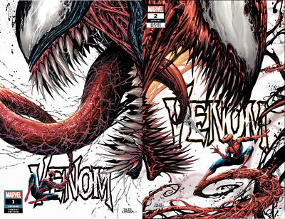 Venom #1 & 2 Pack Kirkham Exclusive 6/13/2018