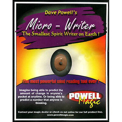 Micro Writer by Dave Powell