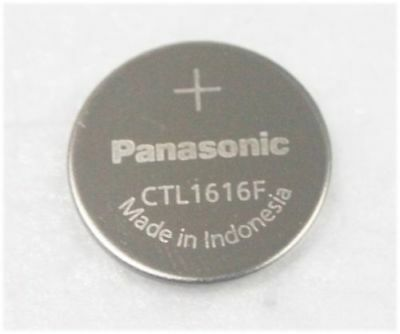 Solar CTL1616 CTL1616F Watch Panasonic Rechargeable G Shock BATTERY Capacitor