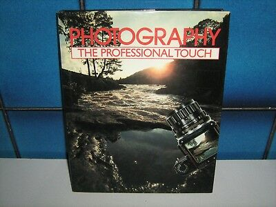 Photography: The Professional Touch by Mitchell Beazley (Hardback, 1988)