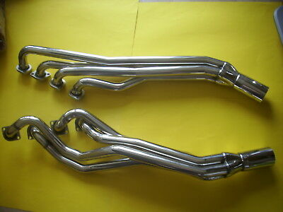 Fit BMW E 38 730i+740i V8 Engine LHD Longtyp Headers Stainlees Steel New Germany