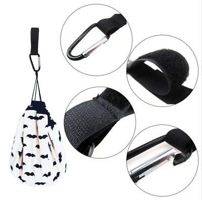 1-2 PCS Buggy Clips Large Pram Pushchair Shopping Bag Hook Carry Clip Brand New