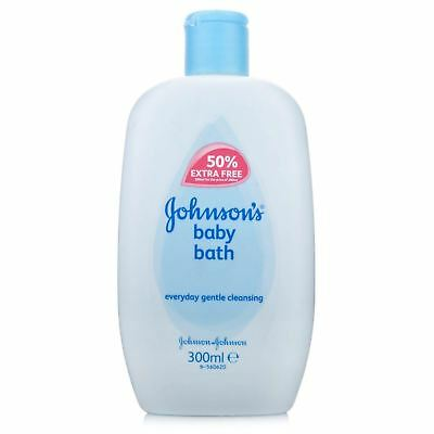 Baby Bath 300ml Johnson 1 2 3 6 12 Packs