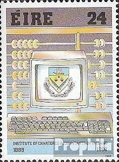 Ireland 662 (complete issue) unmounted mint / never hinged 1988 steuerberater