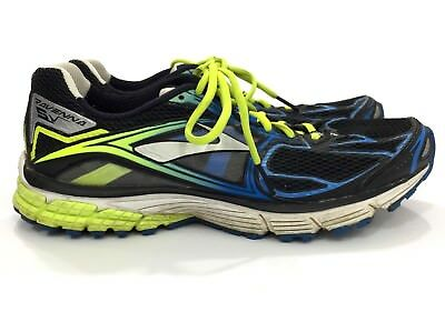 BROOKS MENS LAUNCH 3 Black Running Shoes Size 11.5 (44574) -  29.99 ... 331b4156339