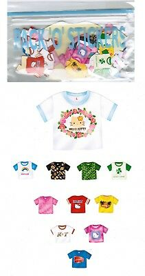 Sanrio Hello Kitty Pack o Stickers! 101 Small T-shirt Stickers! 2002