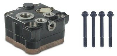 Air Brake Compressor Cylinder Head With Plate Kit for BENDIX BA921  DDC S60