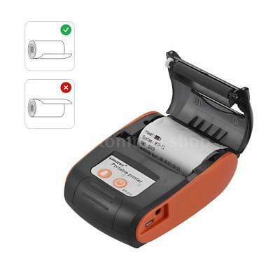 USB Mini 58mm BT Wireless Mobile POS Direct Thermal Receipt Printer-Android I3N6