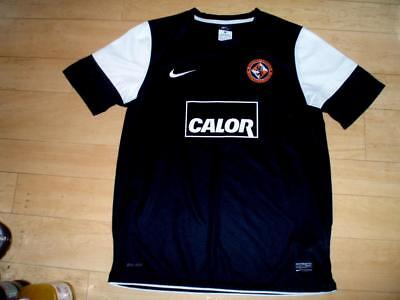 Dundee United 2011-12 YOUTH XL away football shirt soccer jersey top ages 13-15y