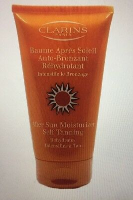 Clarins After Sun Moisturizer With Self Tanning Action150Ml