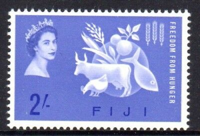 1963 FIJI FREEDOM FROM HUNGER SG328 mint unhinged