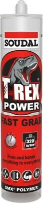 T-Rex Fast Grab Power Bond Clear Invisible 290ml